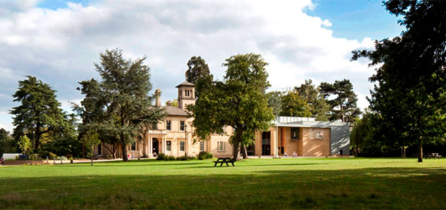 Chelmsford museum and park, Essex