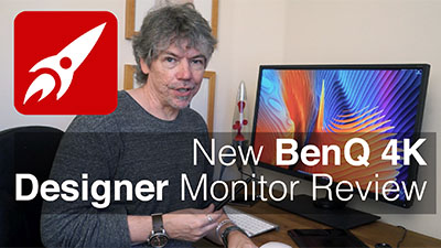 BenQ PD3200U designer monitor