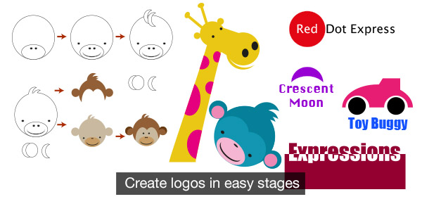 create logos